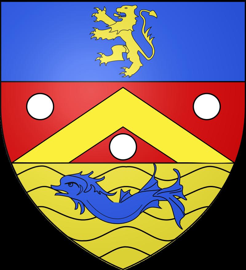 Blason Saint-Clair-du-Rhône