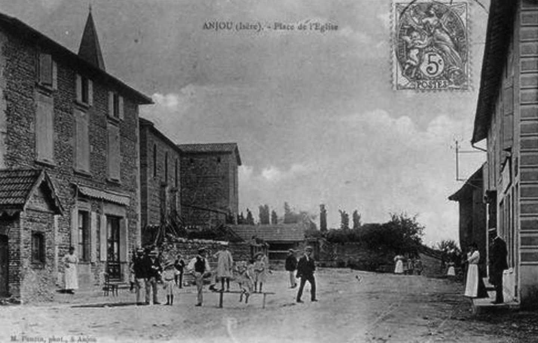 Commune d'Anjou