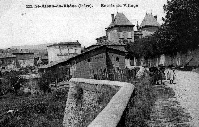 Commune de Saint-Alban-du-Rhône