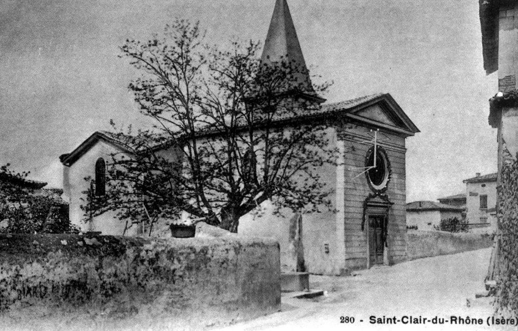 Commune de Saint-Clair-du-Rhône