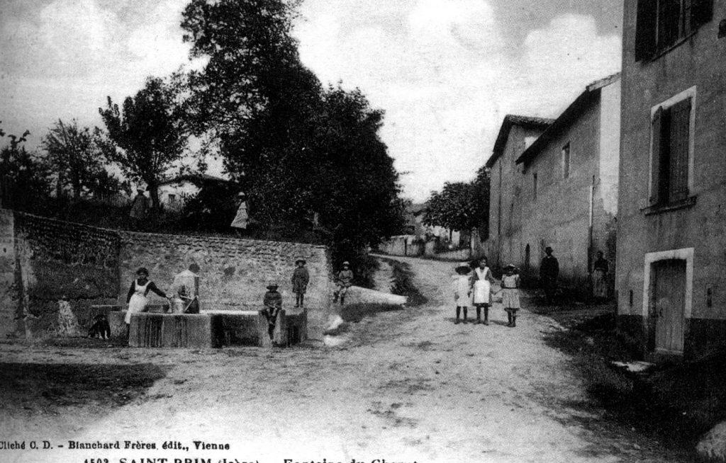 Commune de Saint Prim