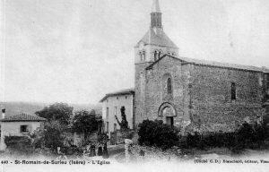 Commune de Saint-Romain-de-Surieu