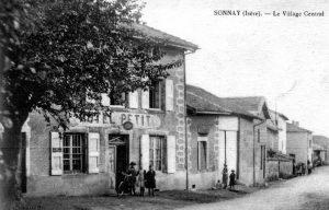 Commune de Sonnay
