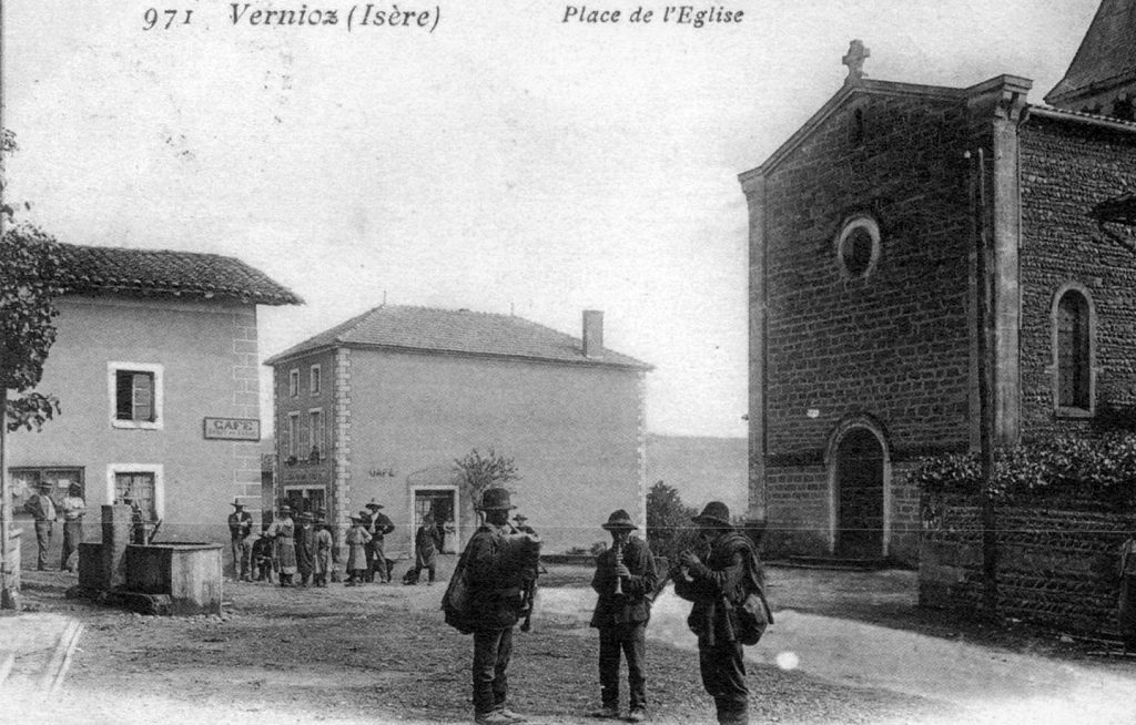 Commune de Vernioz